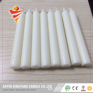 White Stick Wax Candle till Tunisien